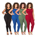 Large size Jumpsuit Romper Fitness Slim Bodysuit Women Romper Be Stretchy Bodysuit Overalls Big Size Rompers Womens Jumpsuit
