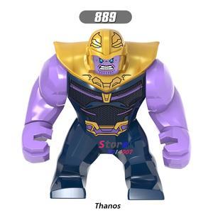 Super Heroes Model Figure Building Blocks Toys For Children