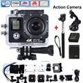 Action Camera Allwinner V3 4K Ultra HD 30M Waterproof pro Sports Camera Extra add Monopod+charger set+Vehicle mount