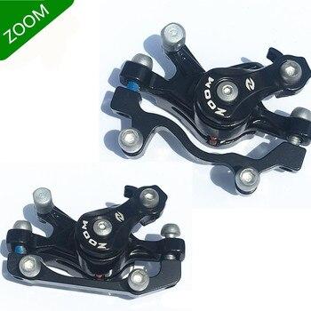 Rower górski ze stopu aluminium hamulec tarczowy MTB rowerów z przodu iz tyłu hamulec tarczowy mechaniczne zacisk hamulca części rowerowe