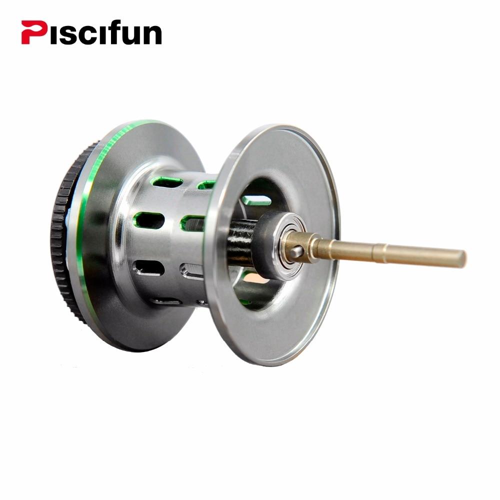 Piscifun Phantom Baitcastingrolle Aluminium Leichte Spool Magnetische Bremse Dual Baitcastingrolle Ersatzteile Replacementfishing