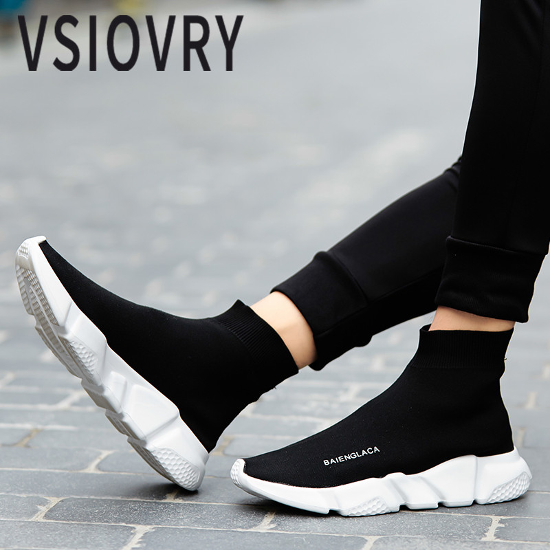Men's Shoes Men's Casual Shoes Vsiovry Summer Men Casual Shoes 2018 Lightweight Soft Flats Shoes For Male Loafers Spring Outdoor Comfortable Unisex Sneakers