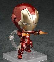 Avengers #545 Karikatür Iron Man Mark 45 Ironman süper Heros Edition modeli Oyuncak PVC Action Figure Doll Hediye