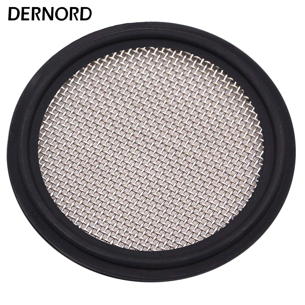 DERNORD 1.5 2 Viton, 20 Mesh FPM Seal Strip, Stainless Steel 304, Sanitary GasketDERNORD 1.5 2 Viton, 20 Mesh FPM Seal Strip, Stainless Steel 304, Sanitary Gasket