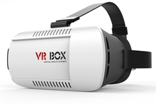 Original Google Cardboard VR BOX 1.0 VR Virtual Reality 3D Glasses for 4″ – 6″ Smartphone for htc for sony for nokia smart phone
