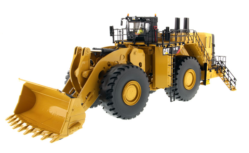 dm 85505 1 50 cat 994k wheel loader with rock bucket