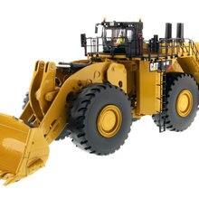 DM-85505 1:50 Cat 994K колесный погрузчик с ковшом