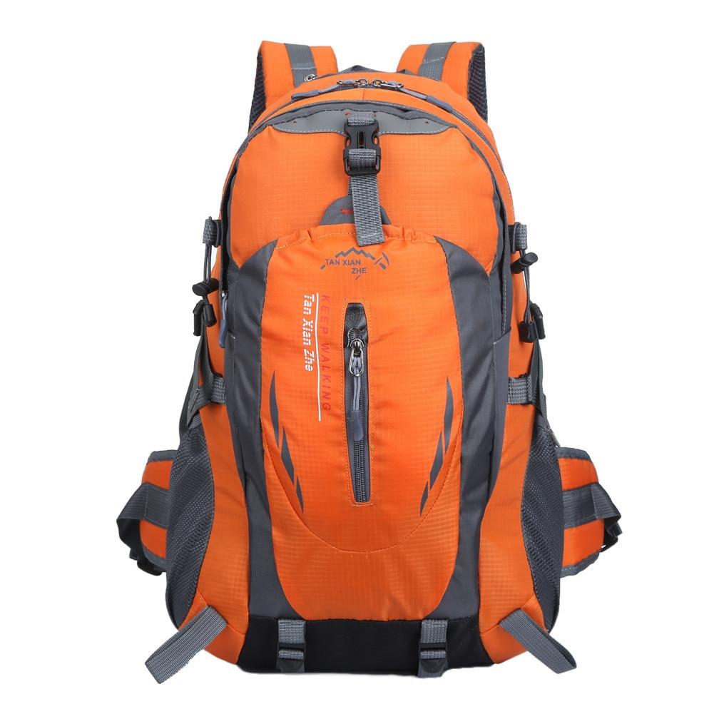 Da Viaggio Zaino 55l Capacità Grande Alpinismo Campeggio Degli Sport Black 36 Sacchetto green Donne Di orange Uomini Le Arrampicata Esterna Impermeabile blue Per tnwqftxI
