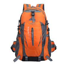 Large Capacity Waterproof Travel Backpack 36-55L Sports Bag For Women Men Outdoor Camping Climbing Bag Mountaineering Rucksack цена