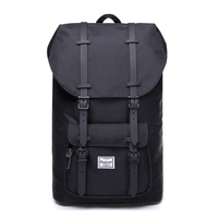 Bodachel Fashion Backpack for Men and Women 15.6'' Laptop Backpack Big Male Water resistant Durable Travel Back Pack Designer