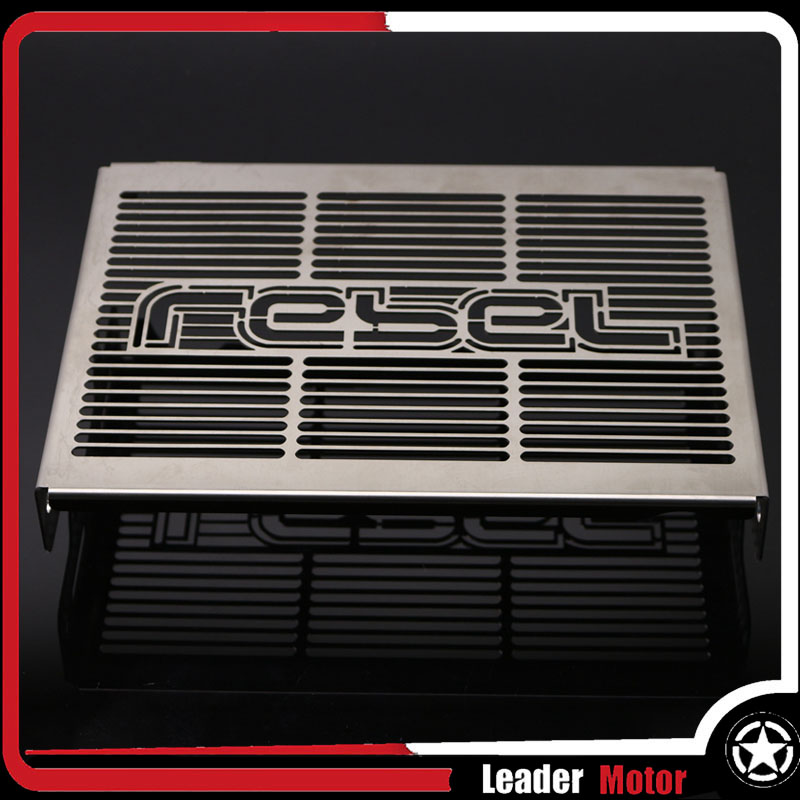 For HONDA REBEL 300 REBEL 500 REBEL300 REBEL500 Motorcycle Accessories Radiator Grille Guard Cover Protector falling kingdoms rebel spring