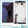 Для HTC One Max ЖК-экран с сенсорным экраном дигитайзер с сборки рамы полным набором, 100% новый