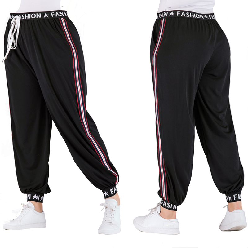 SANFASHION Mens Jogger Pants Elastic Athletic Running with Pockets Slim Fit Gym Sweatpants Bodybuilding Workout Trousers