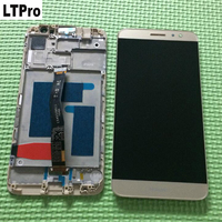 New Tested LCD Display Touch Screen Digitizer Assembly With Frame For Huawei Nova Plus TD LTE