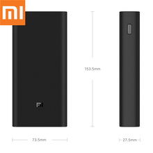 Original Xiaomi 20000mAh Power Bank 3 USB-C 45W Two-way Quick Charge Extenal Battery