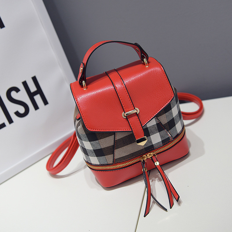 Chic Leather Shoulder bag dual backpackBuy cheapest Chic Womens bags online now!