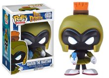 Funko pop Official Animation: Duck Dodgers – Marvin Martian Vinyl Action Figure Collectible Model Toy with Original Box