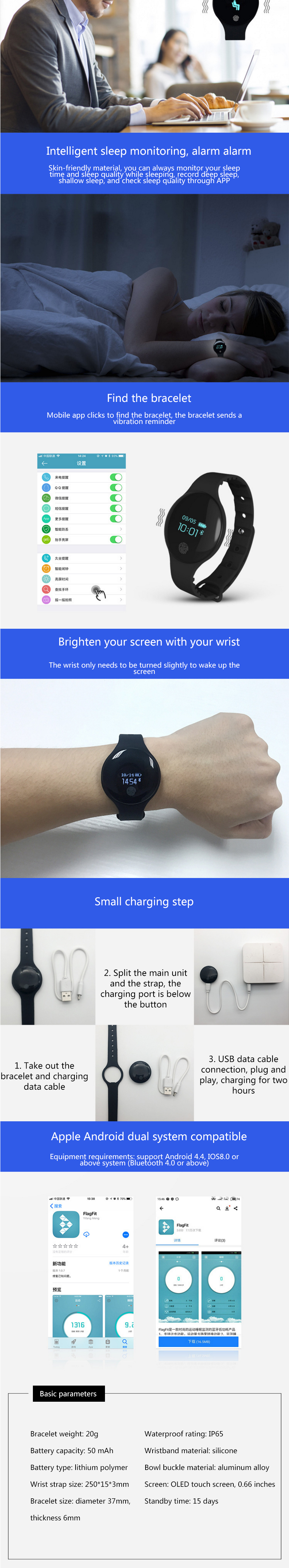Color Touch Screen Smartwatch 11