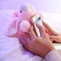 Lovely Cute 3D Rabbit Doll Toys Plush Cell Phone Cases For iPhone 6 6S 6Plus Phone Bags for iPhone 7 7Plus Back Cover Housing