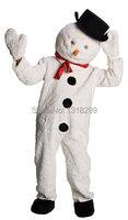 mascot snowman Christmas mascot costume fancy dress custom fancy costume cosplay mascotte theme carnival costume kits