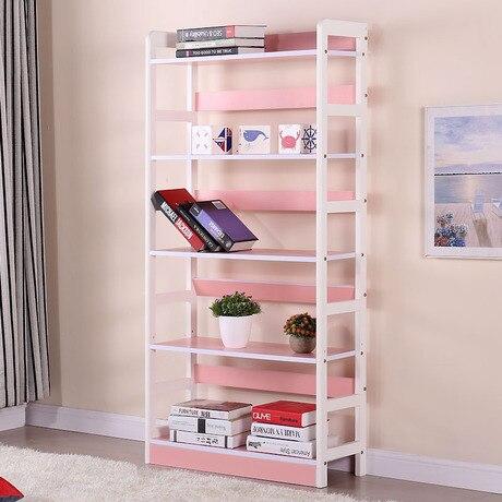 Bookcases Living Room Furniture Home Furniture solid wood bookshelf ...