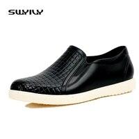 2017 New Shallow Water Shoes Plus Size 41 42 43 44 PVC Women Rain Boots Lady