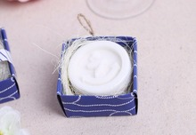20pcs Handmade Anchor Soap For Wedding Party Birthday Baby Shower Souvenirs Gift Favor New