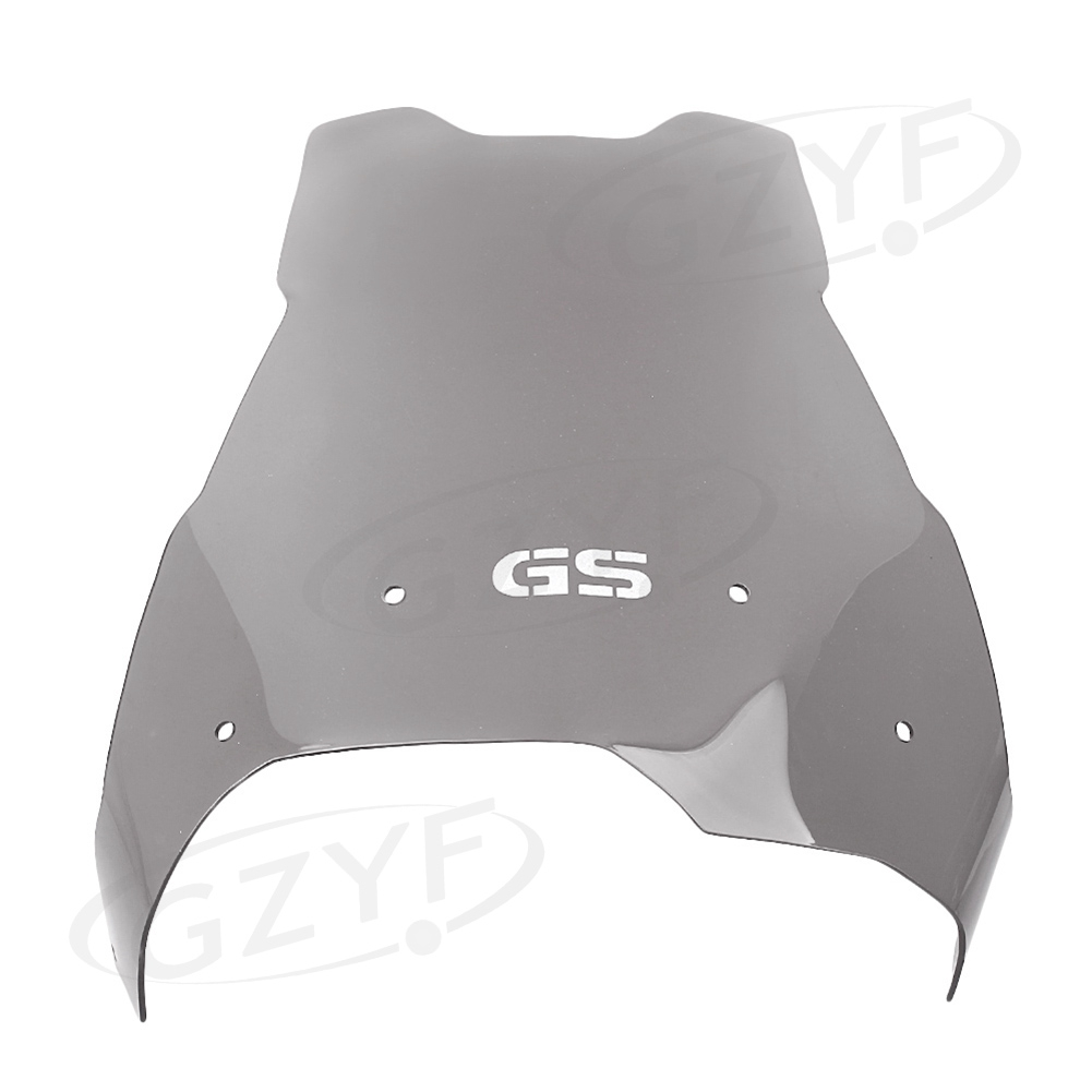 For BMW F650GS F700GS F800GS Front Windshiled Windscreen 2008 2009 2010 2011 2012 2013 2014 2015 2016 Motorcycle Parts motorbike upper crash bar guard highway protection kit for bmw f800gs f700gs f650gs 2008 2009 2010 2011 2012 2013 black