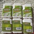 Edulcorante Stevia Tablet-200 por caja-6 cajas por caso Solubles