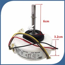 new good working for Air conditioner Fan motor machine motor RPG15Q