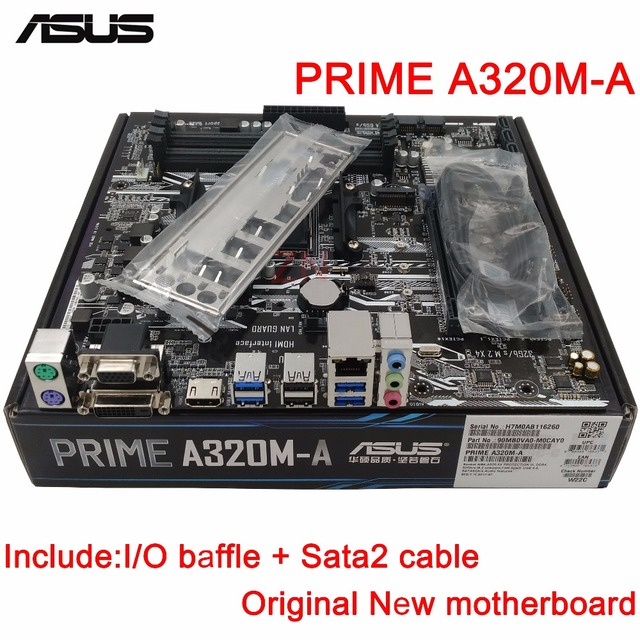 ASUS PRIME A320M-A DRIVER FOR WINDOWS DOWNLOAD