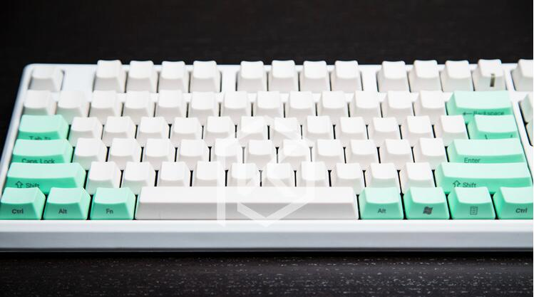 Mechanical keyboard <font><b>14</b></font> <font><b>keycap</b></font> kit modifier <font><b>keycap</b></font> PBT Cherry mx switch OEM height TKL 87 104 keyboard enter key side top print image