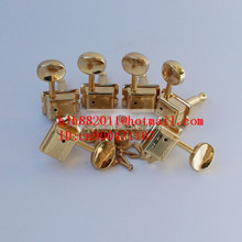 free shipping new electric guitar  tuning peg in gold guitar button for one side of guitar  WJ-55   N28