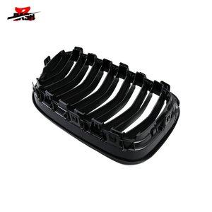 Image 4 - DASH for BMW F25 X3 Pre LCI Front Grille Dual Slat Black 2010 2013