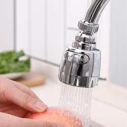 Инновационный кухонный смеситель из нержавеющей стали брызговик универсальный кран Душ воды поворотный фильтр распылитель сопла