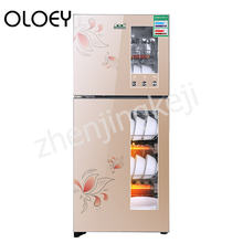 Вертикальный шкаф для дезинфекции кухонная утварь двойная дверь