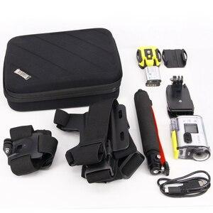 Image 3 - Stoßfest tasche für Sony Action Cam HDR AS15 AS20 AS30V AS100V AS200V HDR AZ1 Mini Sony FDR X1000V schützen tasche fall