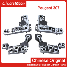 LittleMoon Tail light circuit board Rear tail light circuit board Rear light wiring board for Peugeot 307 sedan light base стоимость