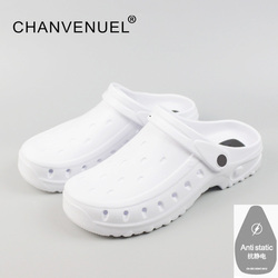 2017 Men Classic Anti-static Autoclavable Anti Bacteria Surgical Shoes Medical Shoes Safety Surgical Clogs Cleanroom Work