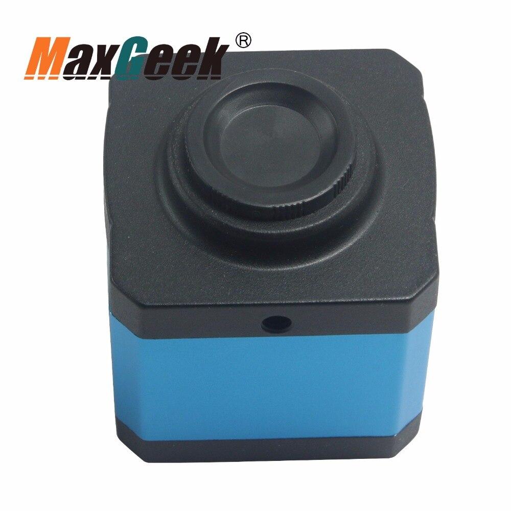 14MP CMOS A Colori Macchina Fotografica C Mount Video Recoder DVR per Digital Video Microscopio Lente di Ingrandimento - 5