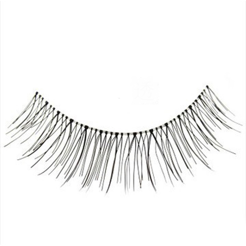 10 Pair Reusable Natural And Regular Long Eyelashes False Eyelashes Artificial Fake Eyelashes Makeup Eye Lashes To Build Cilios