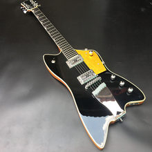 in stock,Gretsch Electric Guitar,Mahogany with black light paint,,Rosewood fingerboard,free shipping!(China)