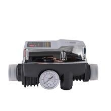 Автоматический пусковой регулятор давления воды, Регулируемый Датчик потока, переключатель, подкачивающий насос, аксессуары, переключатель управления 110 В 220 В