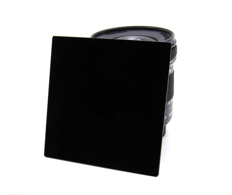 100x100mm Cuadrado ND3.0 1000x ND1000 Densidad neutra Filtro de lente - Cámara y foto - foto 3
