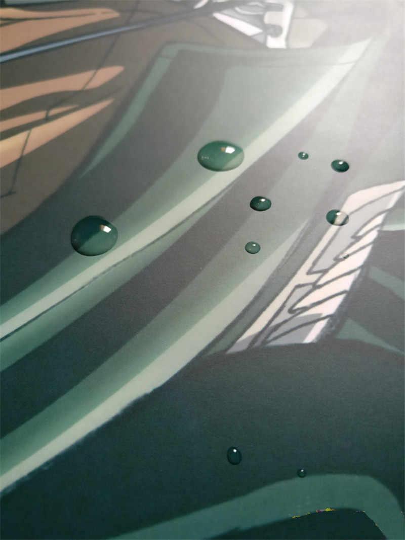 8 шт. Аниме Косплей атака на Титанов Eren домашний декор плакат настенный прокрутки подарок Хэллоуин аксессуары для косплея