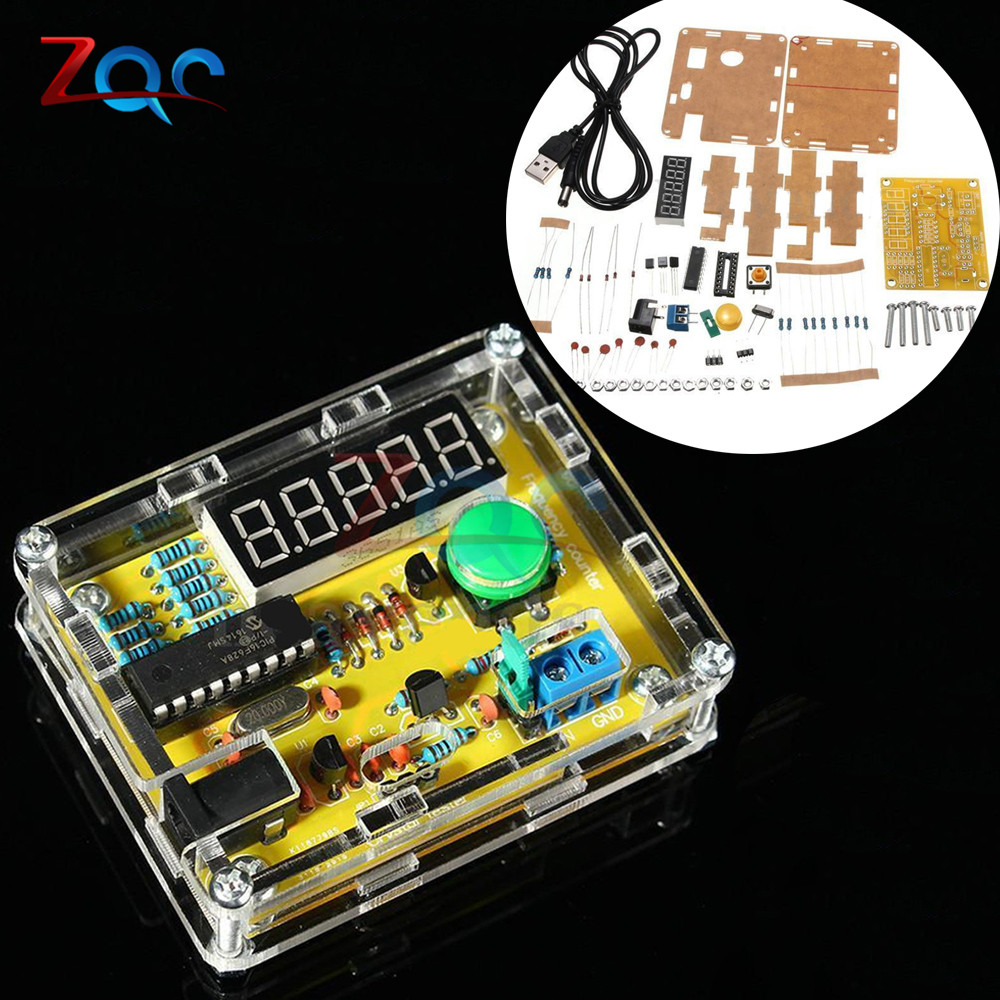 Diy Kit Metal Detector Electronic Dc 3v 5v 60mm Non Contact Circuit Kits Buy Online 1hz 50mhz Crystal Oscillator Tester Frequency Counter Meter Case Best Price Durable