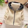 BibiCola jaqueta nova Moda inverno 2017 crianças roupas casuais crianças amassado jaquetas meninos legal parka quente grosso bebê outerwear