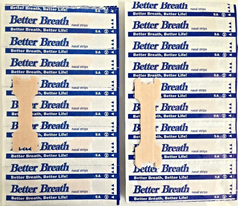 Image 5 - Aptoco 200 PCS/LOT Anti snoring Nasal Strips are Better than Breath Right Way To Stop Snoring Anti Snoring Strips-in Sleep & Snoring from Beauty & Health