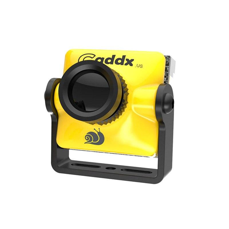 Caddx Turbo Micro F1 1/3 CMOS 2.1mm 1200TVL 16:9/4:3 NTSC/PAL Low Latency Mini FPV Camera 4.5g For RC Quadcopter Frame DIY Accs hot new orange 1200tvl cmos 2 5mm 2 8mm 130 120 degree mini fpv camera pal ntsc 5v to 12v for micro racer quadcopter
