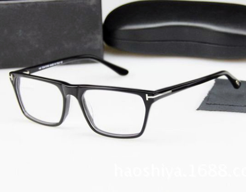 TOM for large size 58 17 145mm earwear frame acetate for ...